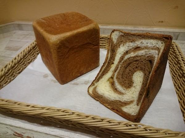 秋色ホテル食パン